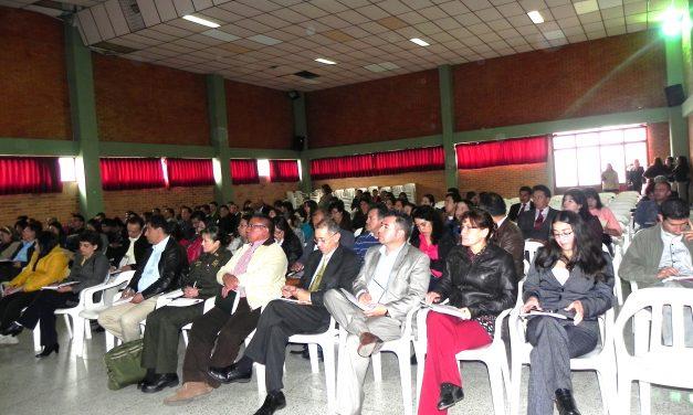 PREPARAN FORO EDUCATIVO MUNICIPAL SOBRE LOS AMBIENTES ESCOLARES