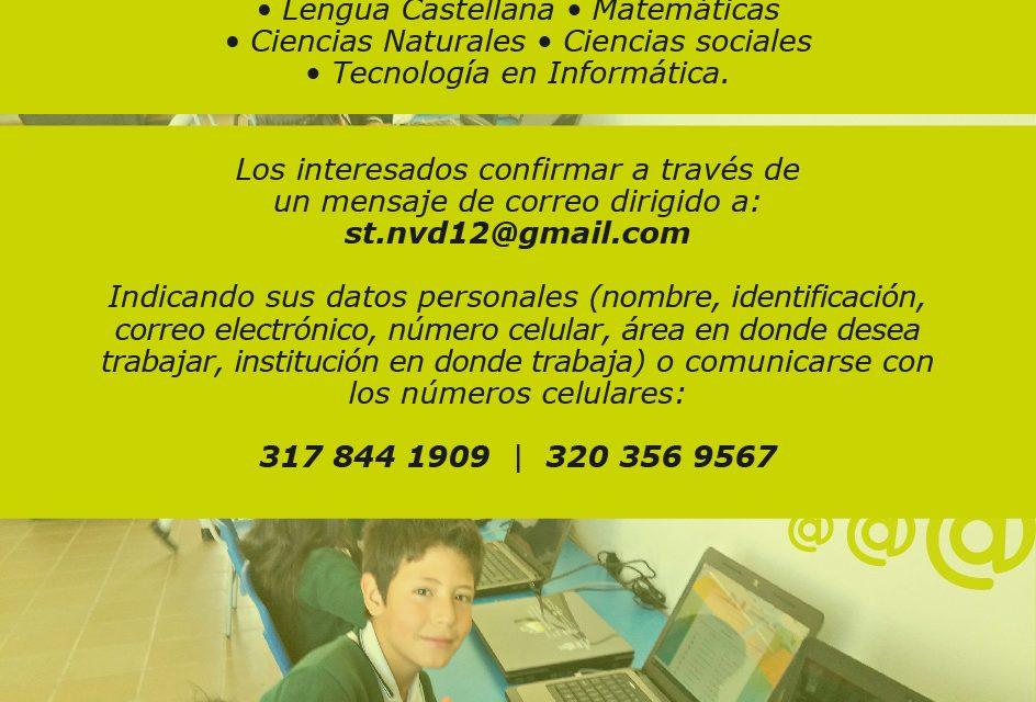 INVITACIÓN PROYECTO DE IMPLEMENTACIÓN DE AMBIENTES VIRTUALES DE APRENDIZAJE