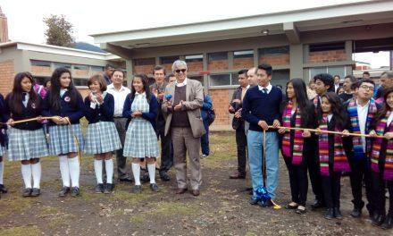 Secretaría de Educación Municipal hace Entrega de Obras de Infraestructura en Institución Educativa Santa Teresita de Catambuco