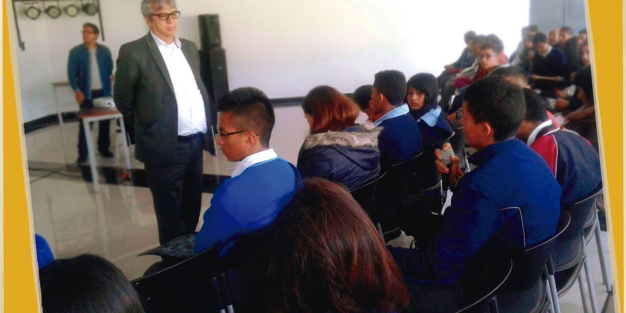 PERSONEROS ESTUDIANTILES DE PASTO EXPONEN PLANES PARA MEJORAR CONVIVENCIA EN LAS AULAS DE CLASES