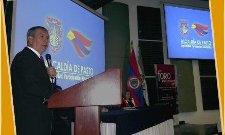 """ALCALDE DE PASTO PEDRO VICENTE OBANDO DESTACA PROGRAMA """"PIEMSA"""" Y ASEGURA RECURSOS PARA CALIDAD DE LA EDUCACIÓN."""