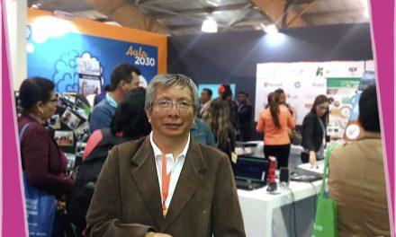 """EN VIRTUAL EDUCA, DOCENTE DE JAMONDINO COMPARTE PROYECTO """"DEL MODELO ECLECTICO A LA CONCIENCIA FONOLOGICA""""."""
