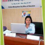 Normalista Representa a Colombia en el Ict Training For Colombian Teachers Corea Del Sur – 2017