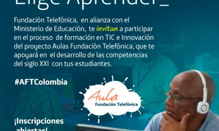 INCENTIVOS AULAS FUNDACIÓN TELEFÓNICA