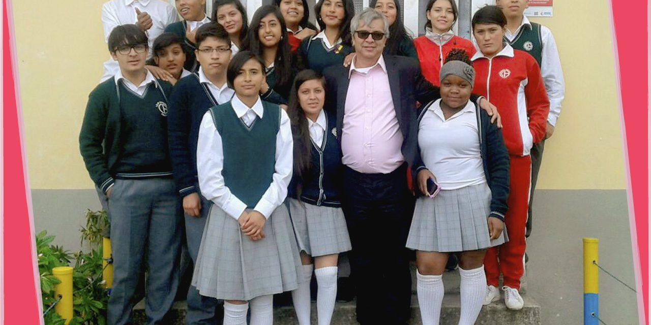 SECRETARIO DE EDUCACION MUNICIPAL INVITA A DISFRUTAR LAS VACACIONES ESCOLARES DE MITAD DE AÑO.