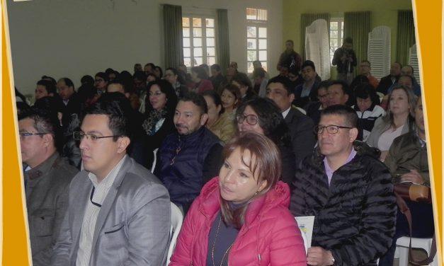 RECTORES Y COORDINADORES DE 51 INSTITUCIONES DE PASTO, ASISTIERON A JORNADA DE DIVULGACIÓN PRUEBAS SABER 3-5-9 y 11.