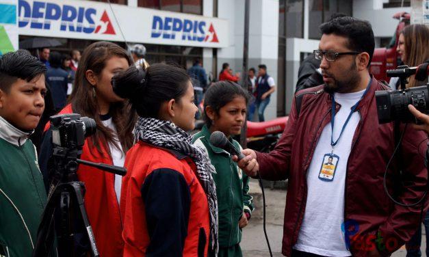 """Reporteritos se Toman el """"Carnaval de la Alegría"""""""