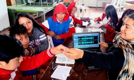 Reporteritos Crean su Propio Programa de Radio