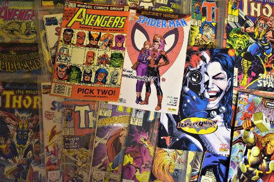 La ciencia en los comics