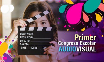 Todos invitados al Primer Congreso Escolar Audiovisual