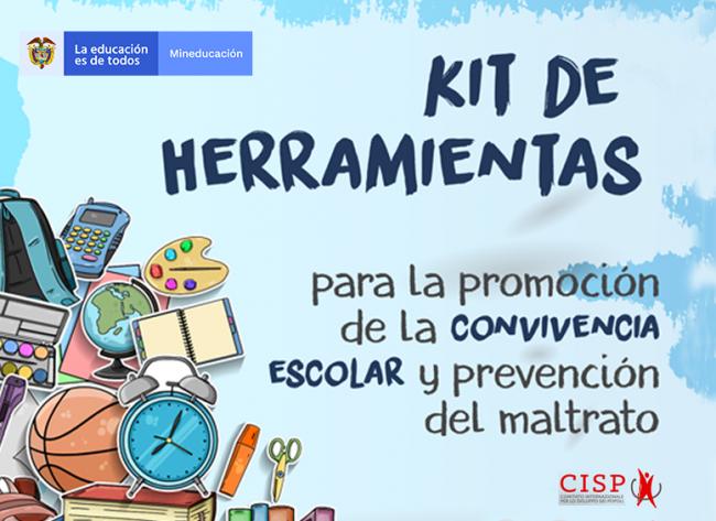 Kit de herramientas para la convivencia escolar
