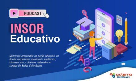 Recursos educativos en Lengua de señas colombiana