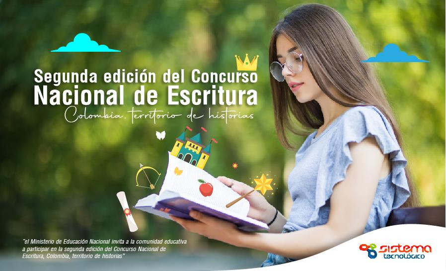 ¡El Concurso Nacional de Escritura ha vuelto!