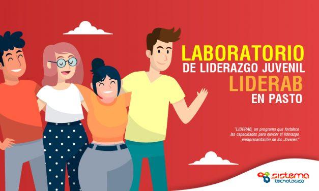 Laboratorio de liderazgo juvenil LIDERAB en Pasto